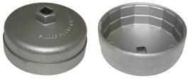 Oliefilter sleutel 65mm en 67mm (aluminium) 15 vlakken (02olsle506/uw16ger)