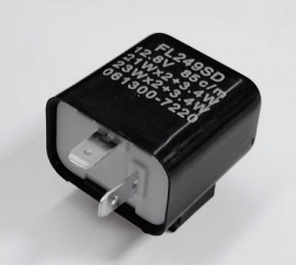 knipperlicht RELAIS 2 pins 12v 21w (Pknrel012)