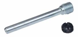 Remblokpen set (m10x1.00)  5.9x52-64mm (zac)