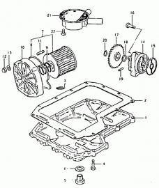 suzuki Karterpan GSX1100e (80-86) (j0115k)