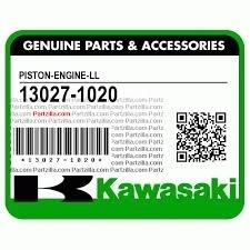 kawasaki ZUIGER 13027-1020 (1.00=62mm) kz 305ltd csr305 (81-88)