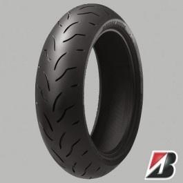 motorband 160/60zr18 BT016r Bridgestone Achterband (b1606018ar) VERVALLEN?