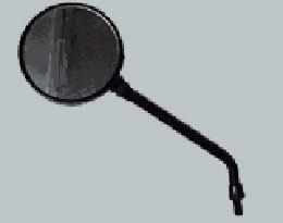 Spiegel (stuurbevestiging) L=R 196301s (uw16s)