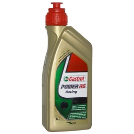 5w40 Motorolie CASTROL Power Rs Racing 1 Liter (vol syntheet) sl