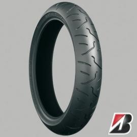 Motorband 120/65zr17 BT014fj bridgestone voorband (1206517vr) (B000) VERVALLEN! Meestal kan de 120/70zr17 worden gebruikt.
