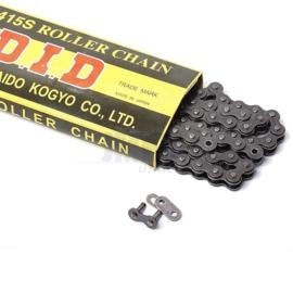 Ketting 5/8x3/8 (530=50) DID Zonder O-ringen (tot +/- 150pk) 102 schakels