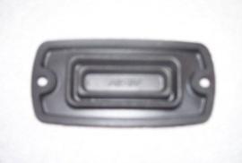 Rubber (onder deksel van rem of koppeling pomp) 35x80mm Boutafstand 55mm (c1511r)