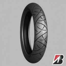 Motorband 120/70zr17  BT021dt bridgestone voorband   (b1207017vr) (B2273)