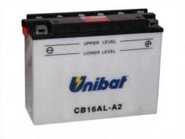 motor accu YB16aL-a2 (STARTKLAAR) (ri16)