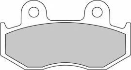 Ferodo REMBLOKKEN Honda XL600r (83-..) VOOR (ptip382)