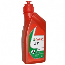 castrol 2t (mineraal) VERVALLEN (zie Motorex Scooter Two Stroke)