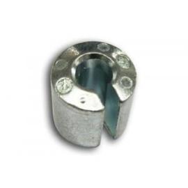 spaaklood 5 gram  (herbruikbaar) wiel balanceerlood (spaaknippel 6-6.4mm)