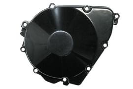 Karterdeksel Suzuki GSF600 Bandit (95-04) Zwart (links/voor)
