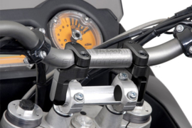 STUURVERHOGERS Risers Stuurverzetters 28mm (zwart)