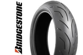 Motorband 190/50zr17 S20 Evo Bridgestone achterband Battlax