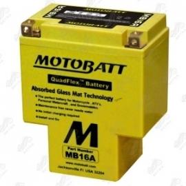 accu motobatt MB16a (met verbeterde accupool bevestiging)
