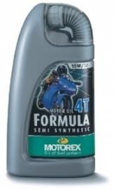 10w40 Motorolie Motorex FORMULA (deelsyntheet) Jaso-MA sL(sJ sH sG) 1 liter (m10w40f)