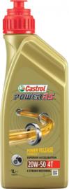 20w50 MOTOROLIE Castrol Power RS  Jaso MA2 (1-Liter) (ri16o)