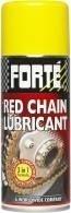 forte RED CHAIN LUBRICANT spuitbus 400ml vQf