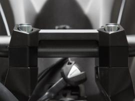 universeel STUURVERHOGER 20mm.zwart (stver687)