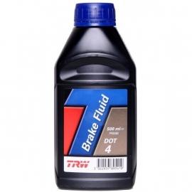 Remvloeistof DOT 4 (Synthetisch) 250ml [zzmeaDot4] (remolie)