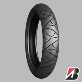 Motorband 120/60zr17 BT021fdt bridgestone voorband
