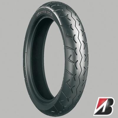 Motorband 120/90s17 G701 bridgestone voorband 17 inch (b1209017vd) (B0000) VERVANGEN door de Emax!