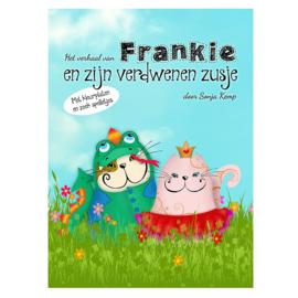 Kinderboek Frankie en zijn verdwenen zusje