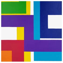 Abstract | Doolhof in een regenboog nr3