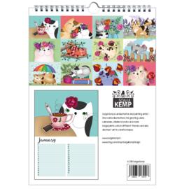 Kattenkalender op Bol.com