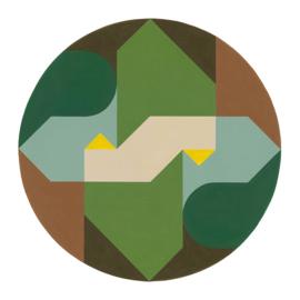 Abstract | Rondje bos april