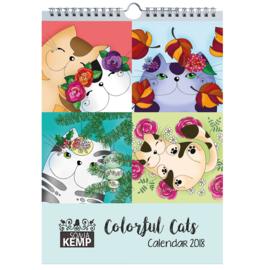 Kattenkalender op Bol