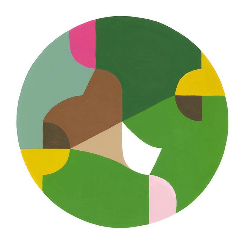 Abstract | Rondje bos juni
