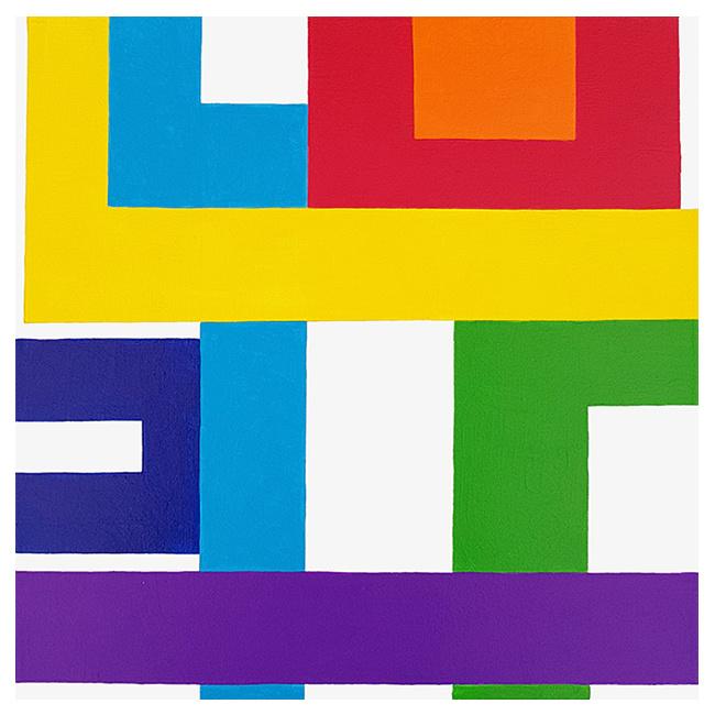 Abstract | Doolhof in een regenboog nr1