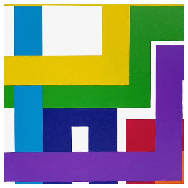 Abstract | Doolhof in een regenboog nr2