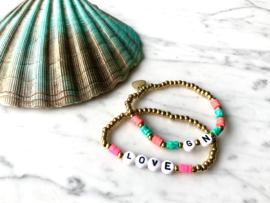 MBR Name Bracelet *The summer of 20'*