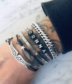 MBR Bracelet *silver angel wings*