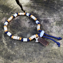 MBR Necklace *Midnight blue*