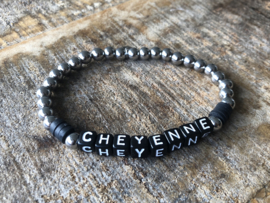 MBR Men *RVS Name Bracelet*