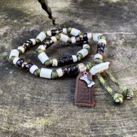 MBR Necklace * Olive Drap*