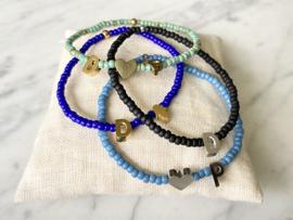 MBR Bracelet * mini initial classic*