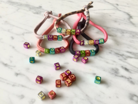 MBR KiDS *Color Mix Name Bracelet*