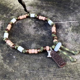 MBR Necklace * River style*