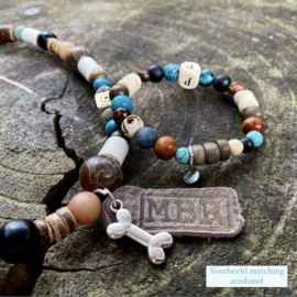 Matchende Exotic bracelet