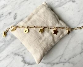 MBR Bracelets * Goldie Charms *
