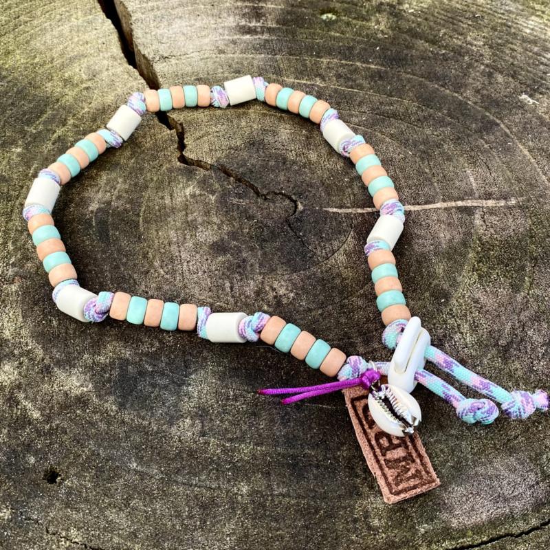 MBR necklace *Pretty Pastel*