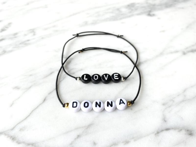 MBR Name bracelet Basic