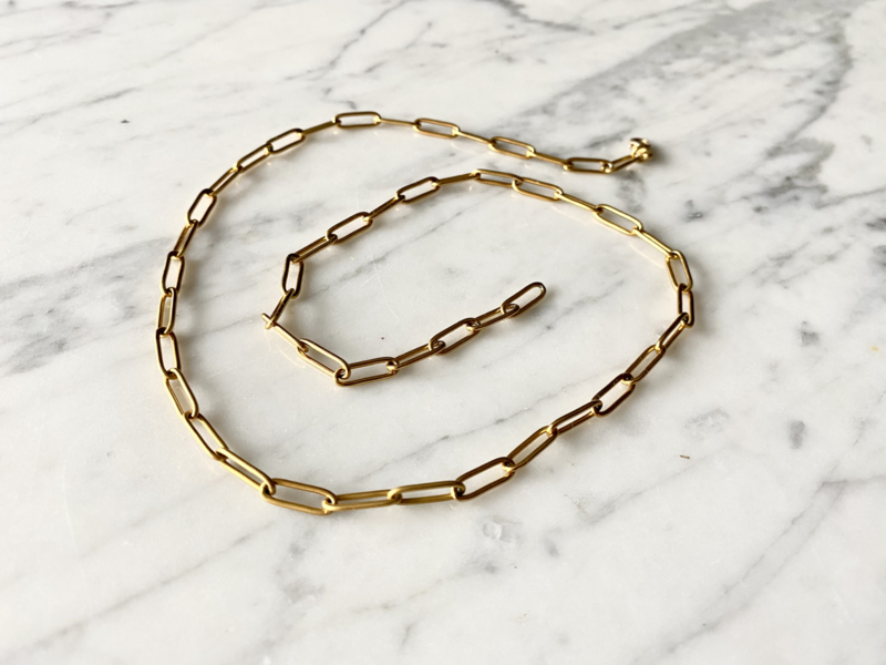 MBR Ketting *Goldie Chain*