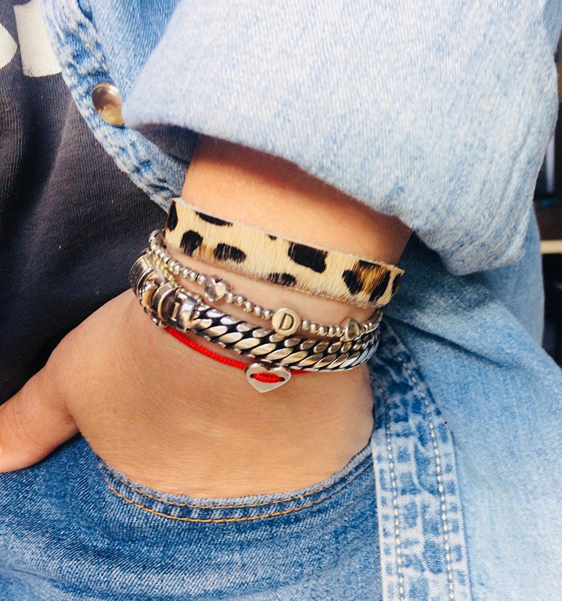 combineer je eigen set armbanden