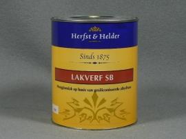 Herfst en Helder Lakverf SB Kleur (1ltr)